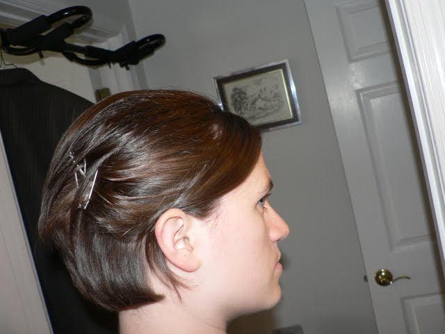 Hairstyles For Short Hair Using Bobby Pins: Tea For Two: Coming To The Defense Of The Updo