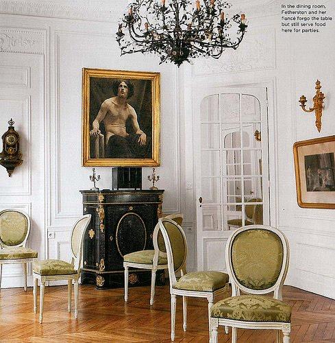 Sterling Style: Parisian Paradise: Erin Fetherston's Paris