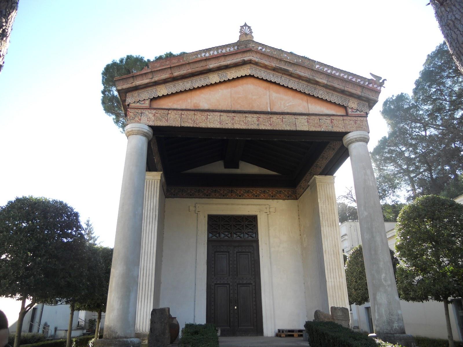 Si Fueris Romae Romano Vivito More Villa Julia