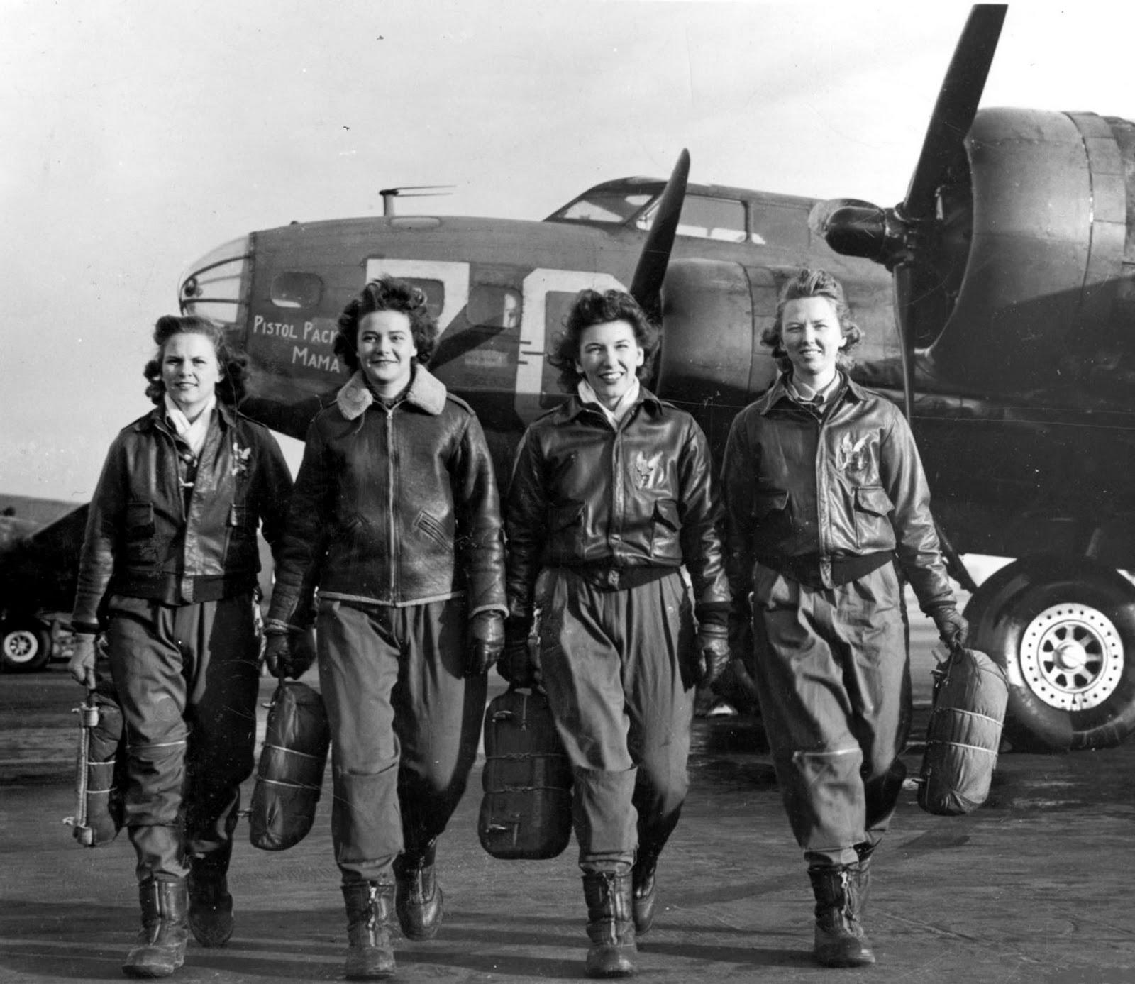 Russian Women In Air War 51