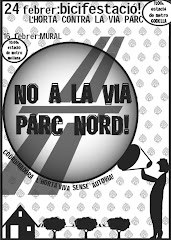 No a la via 'parc' nord !