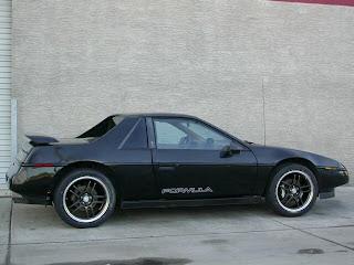 Pontiac Fiero The 1988 Fiero Formula