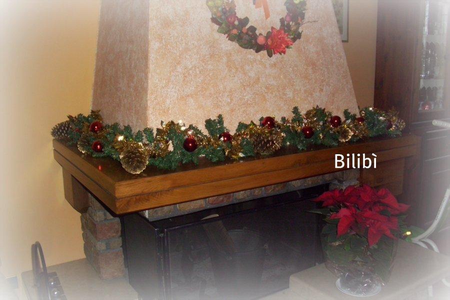 Bilib biscotti allo zenzero e decorazioni natalizie - Decorazioni per camini ...