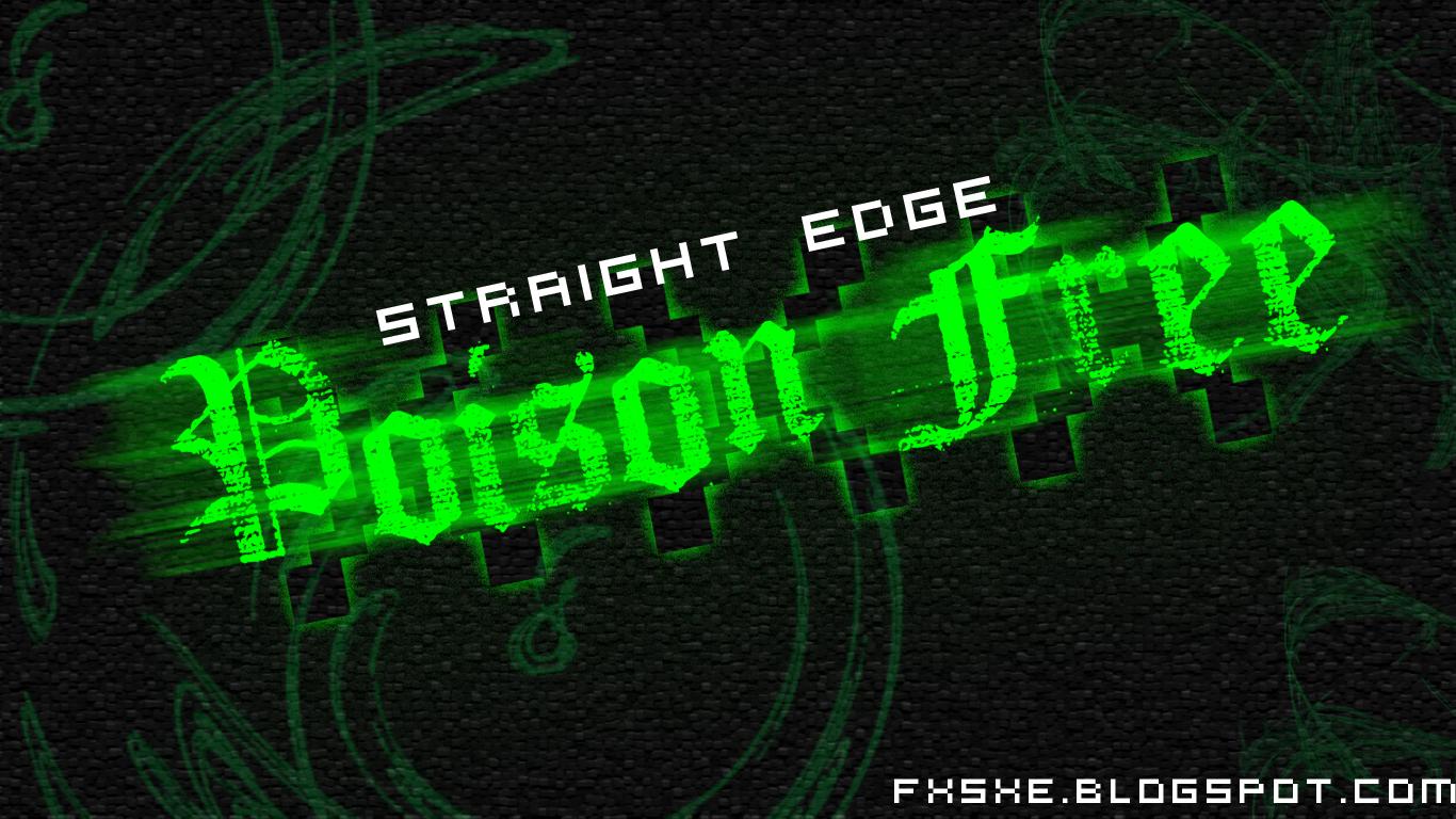 Straight Edge Straight Edge Wallpaper 4