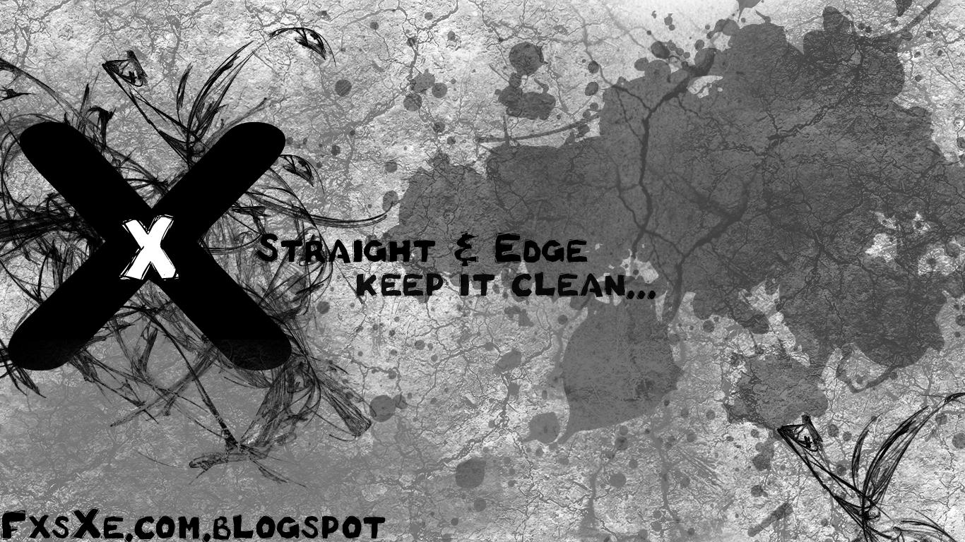 Straight Edge Straight Edge Wallpaper 3
