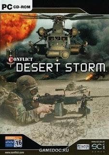 تحميل لعبة conflict desert storm 3