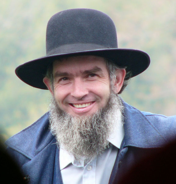 Hasidic Hats: Are Amish People And Hasidic Jews Interchangeable?