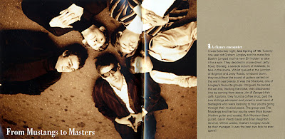 Masters' Apprentices - From Mustangs To Masters / First Year Apprentices