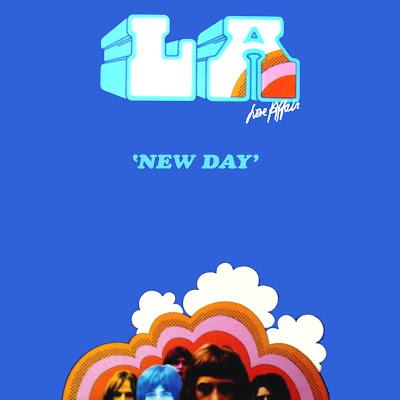 Love Afair - New Day (1970)