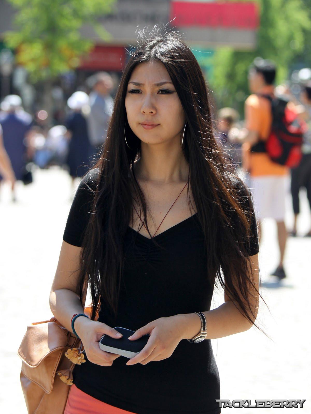 The Candid Heaven: Asian Goddess