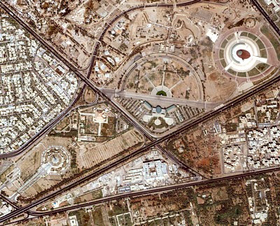 Spread the Word: Iraq-Nam: Perspective: Google Earth, the