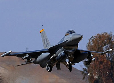 Spread the Word: Iraq-Nam: Military: F-16 crashes during takeoff