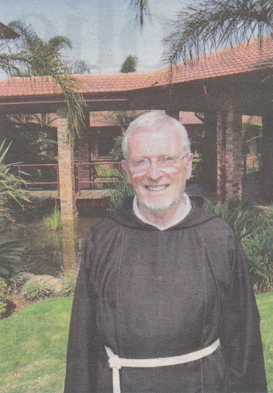 Breathing With Both Lungs: BR  DONAL O'MAHONY OFM CAP R I P