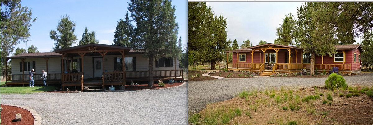 High Desert Diva Remodel Before And After
