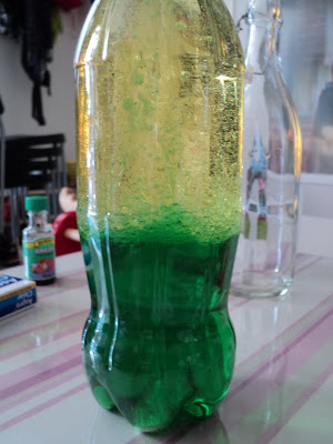 A Little Learning For Two Plastic Bottle Lava Lamp