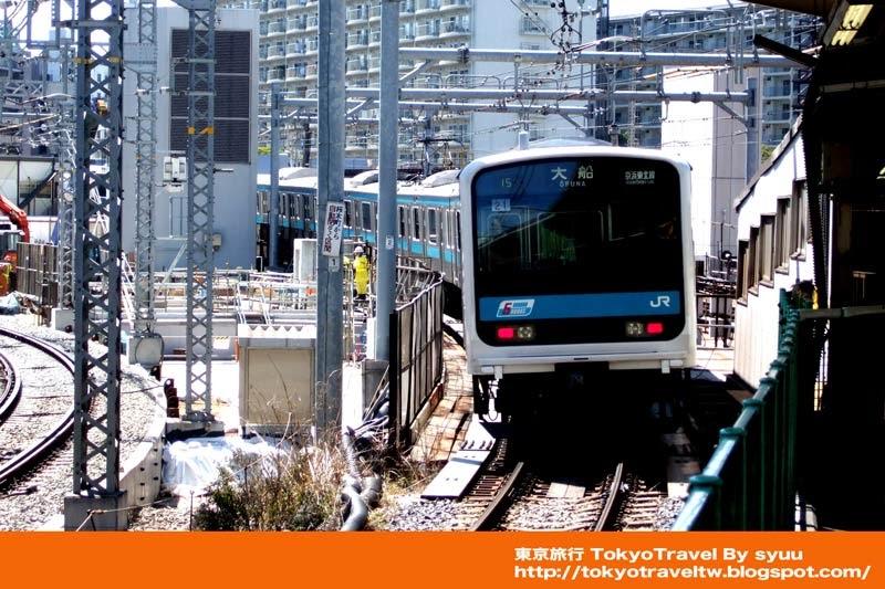 東京旅行 TokyoTravel: JR京浜東北線 JR Keihin Tohoku Line