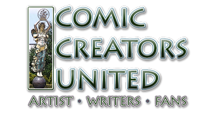 Comic Creators United Blog