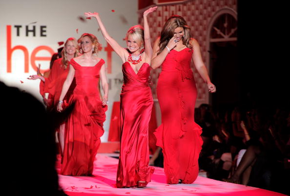 The Red Dress Show 2010