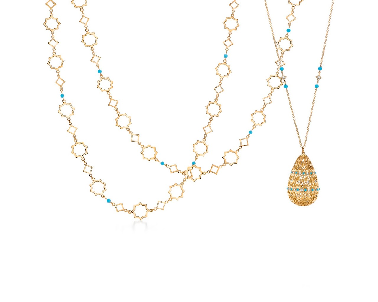 Tiffany's Marrakesh Collection from Paloma Picasso