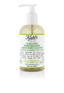 kiehl's brad pitt bottle