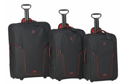 Crate and Barrel's T-Tech by Tumi Luggage