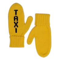 holiday gift idea taxi mittens