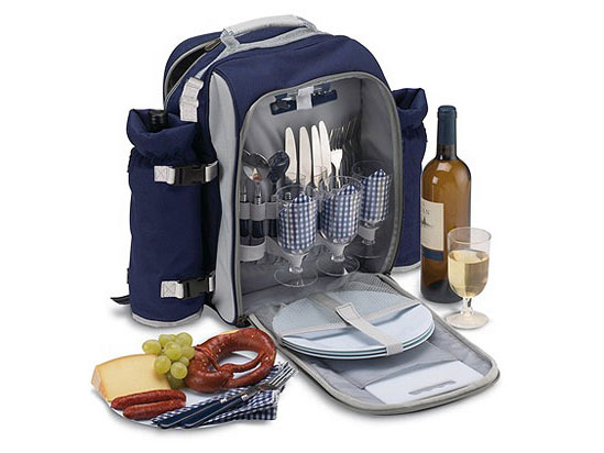 Picnic Hamper backpack set
