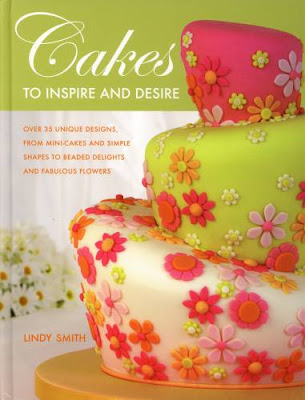 Cake decoration book by Lindy Smith