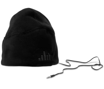 iLogic sound hat lets you hear music on the Go
