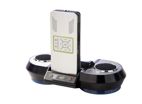 PocketCinema Speaker Station for Aiptek T10 and V10