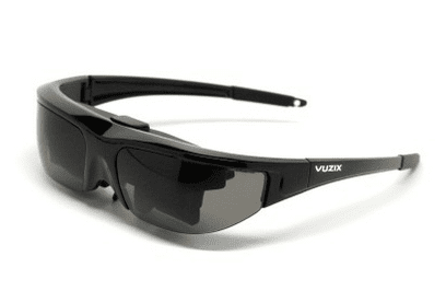 Vuzix Wrap 280 Widescreen Eyewear video glasses