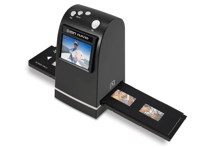 Ion Film2SD 35mm Film Scanner