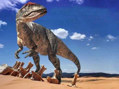 Especies de dinosaurios(seguro no sabes muchas)