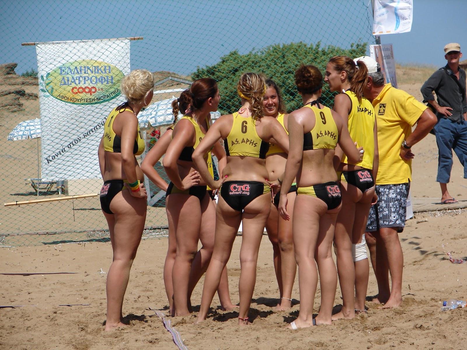 Volleyball Girls Pictures Beach Volleyball Girls Photos-7113