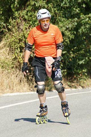 El patinaje ayuda a adelgazar