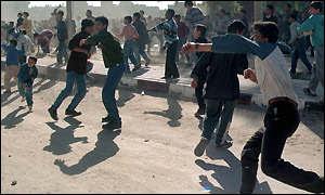 Al Fin: Oakland, Gaza,...