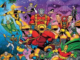 The New Gods