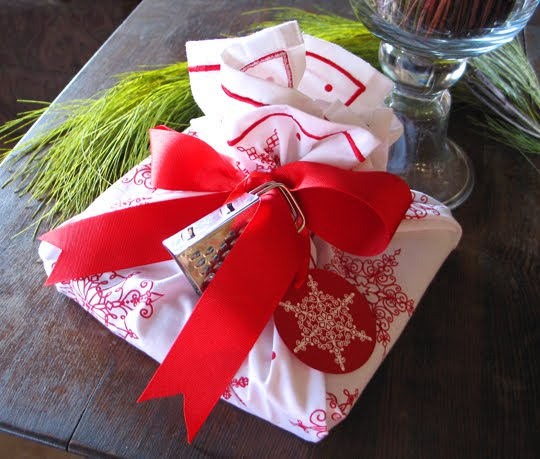 Kitchen Towels Xmas: Inspiring Ideas With Artist Jeanne Winters: Christmas