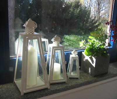 Il mondo di cassiopea lanterne d 39 inverno for Lanterne bianche
