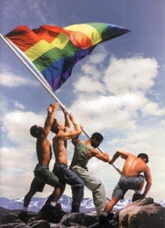 Homosexualismo bandera