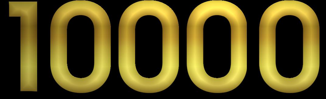 24/365: 祝♪10,000アクセス♪