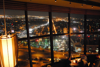 the scope: Tower of the Americas