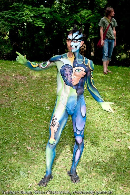 Body Painting Art April 2011-3479