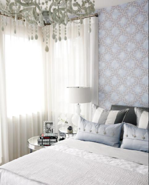 Walls: Wallpaper Inspiration...Bedroom Wallpaper