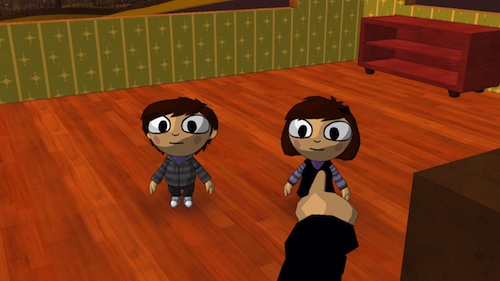 Costume Quest Player Choice