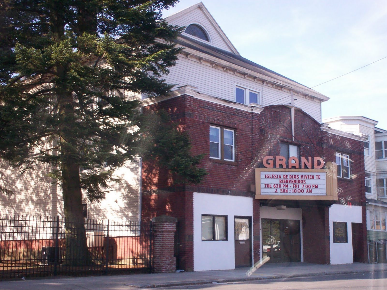 Another old movie blog grand theater indian orchard massachusetts grand theater indian orchard massachusetts altavistaventures Images