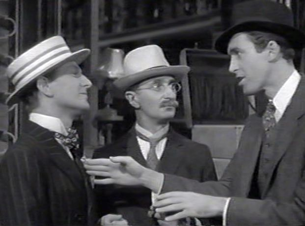 Another old movie blog december 2010 josef schildkraut who won the best supporting oscar for the life of emile zola 1937 continues to prove his versatility as the two faced sales clerk fandeluxe Image collections