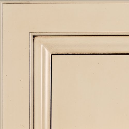 Antique White Glazed Kitchen Cabinets: My Pretty Little Thoughts: November 2009