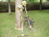 Model A The World S First Scyhthe Invention Called Scythette Company Hoffco Outdoor Equipment