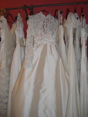 vestido novia Josechu Santana